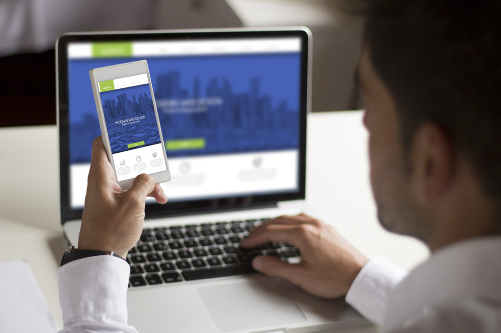 Competitor Web Site